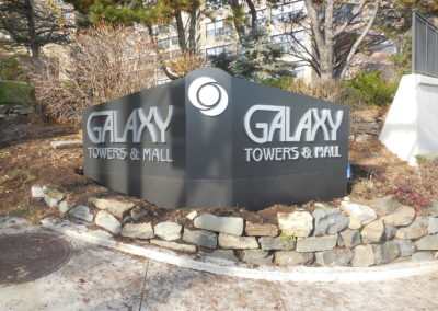 Galaxy Towers & Mall
